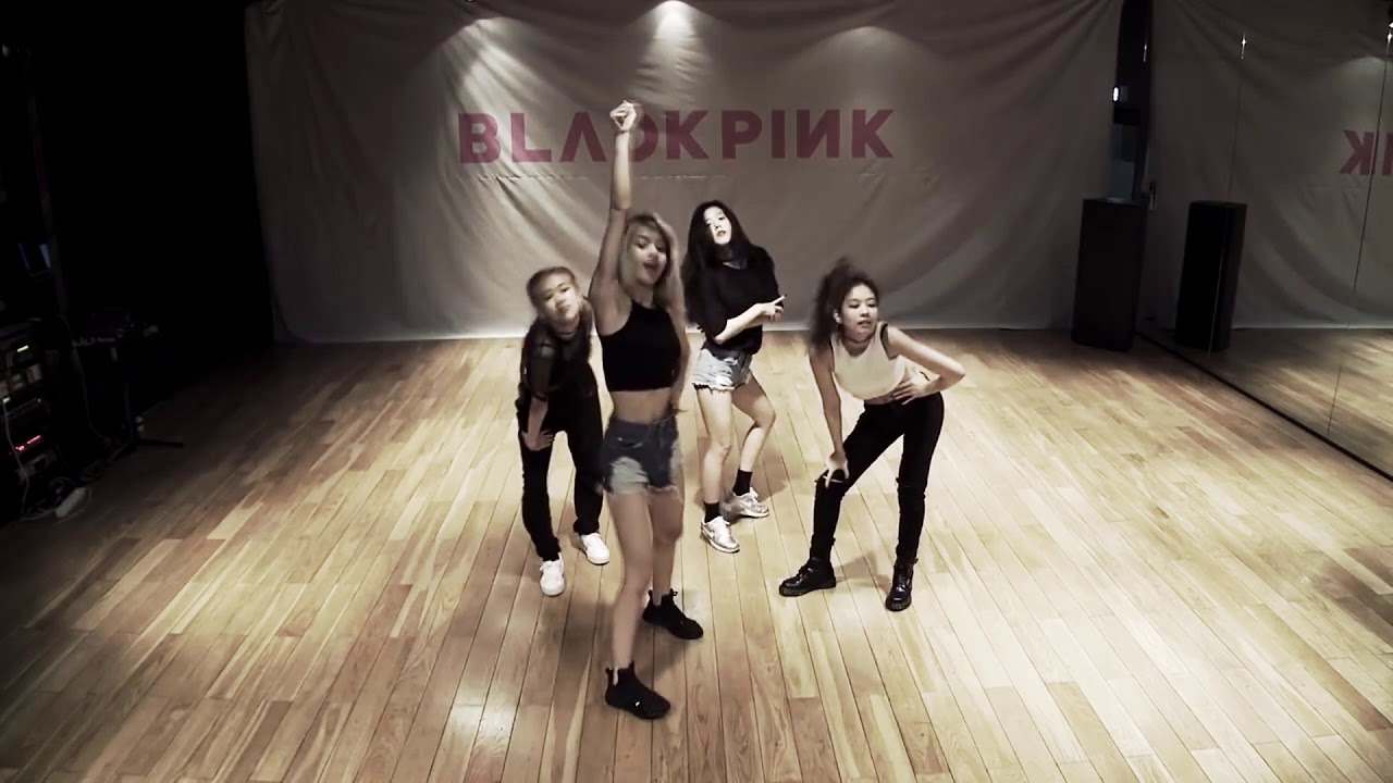 BLACKPINK - 2 On by Tinashe Dance Practice