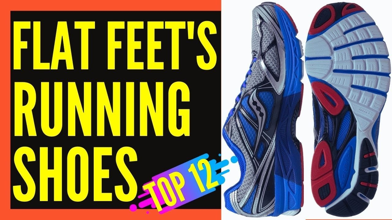The Best Running Shoes For Mens Flat Feet