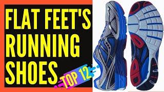 Best Running Shoes for Flat Feet – Men
