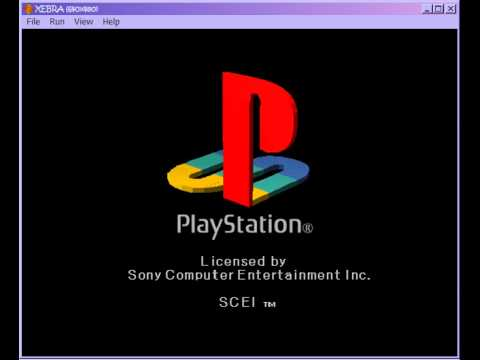 How to use the PS1 emulator Xebra
