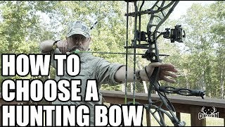 Video How to Choose the Right Hunting Bow! download MP3, 3GP, MP4, WEBM, AVI, FLV Juli 2018