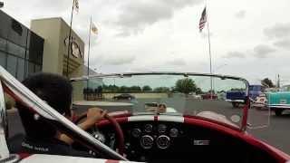 1965 Shelby AC Cobra Replica test drive