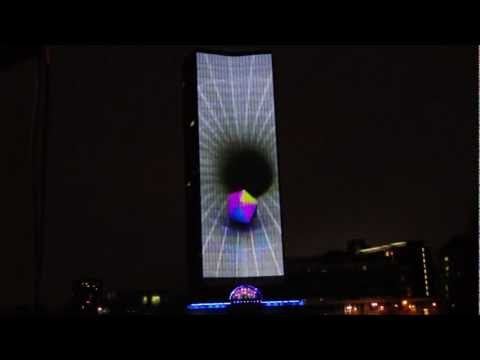 Deadmau5 Nokia Lumia 800 in London (FULL SHOW)