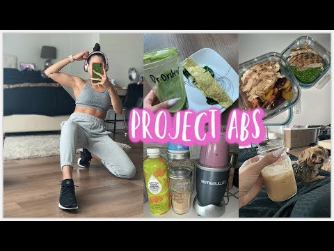 VLOG: Getting Back On Track + What I Eat In A Day To Get Abs + Workout from YouTube · Duration:  26 minutes 56 seconds