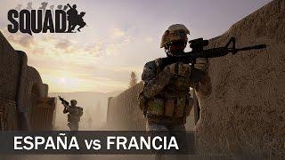 Squad | España vs Francia (evento) [Gameplay español]