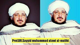 Rangkuman masa muda Sayyid Muhammad alwi al maliki
