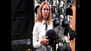 как бесплатно получить немецкий шлем для верховой езды. Акция конного магазина