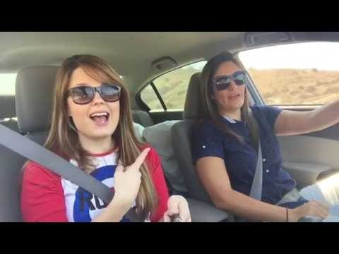 Los Osos Road Trip Video Diary wAshley Crenshaw
