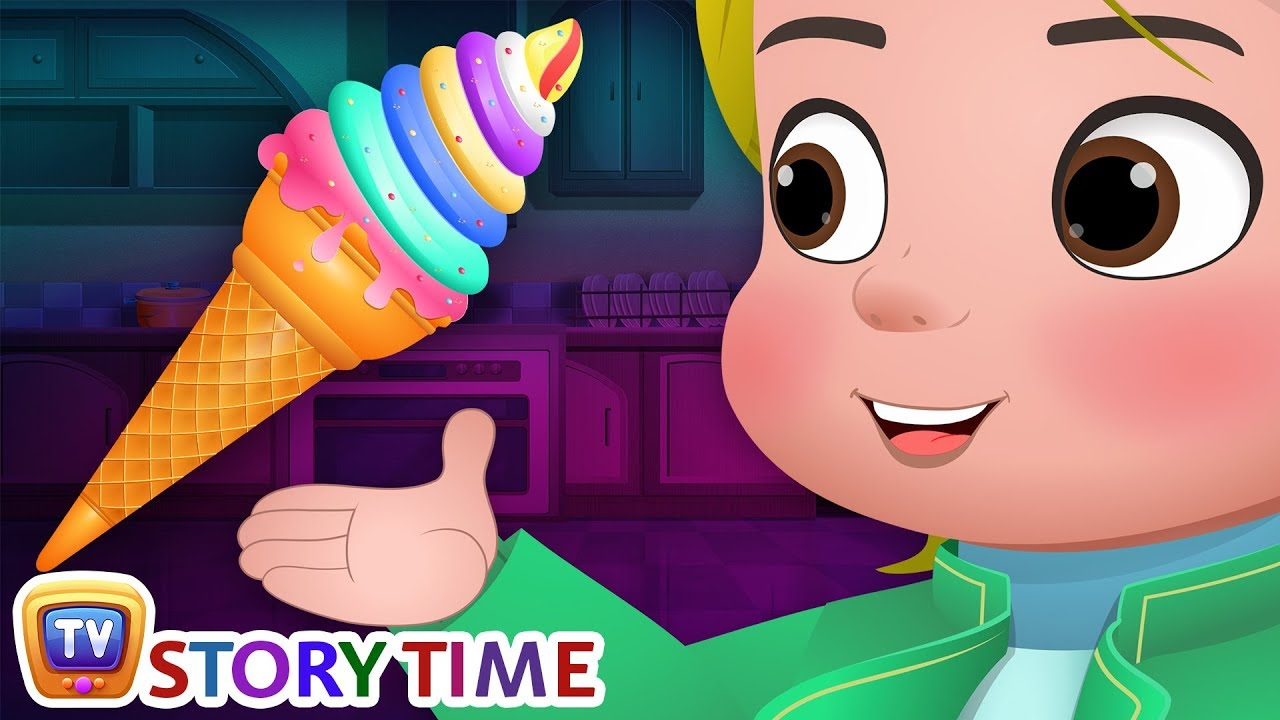 Download No More Favors For Cussly - ChuChuTV Storytime Good Habits Bedtime Stories for Kids