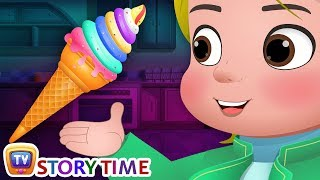 No More Favors For Cussly - ChuChuTV Storytime Good Habits Bedtime Stories for Kids