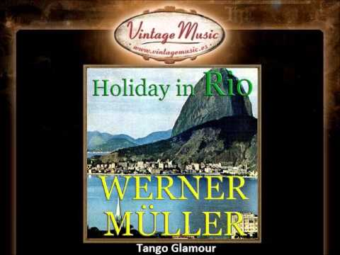 8Werner Müller And His Dance Orchestra -- Tango Glamour