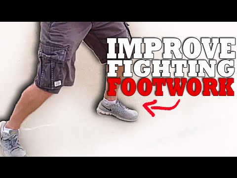The Most Overlooked Aspect in Fighting: Improve your Footwork!