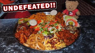 """Cheers' Undefeated Appetizer Platter """"Chow Down"""" Challenge!!"""
