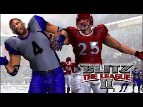 Blitz The League II Campaign - Part 10 ENDING - Championship Game vs LA Riot! (Division 1)