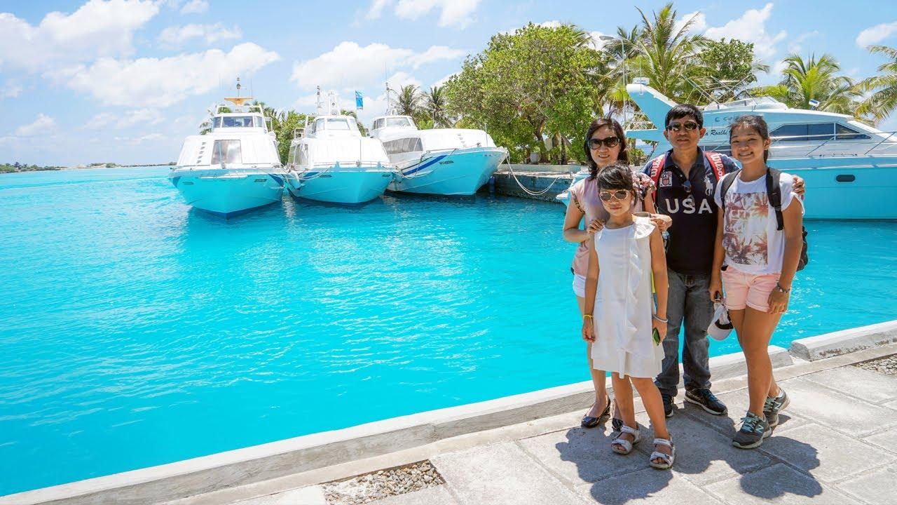 HÌNH ẢNH THỰC TẾ KHI DU LỊCH MALDIVES