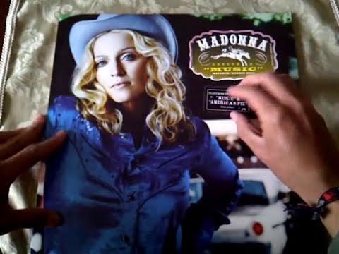 Madonna Music LP/Vinyl