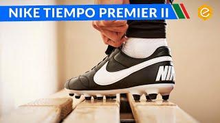 La migliore scarpa qualità-prezzo · NIKE TIEMPO PREMIER II