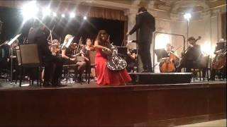 D. Popper, Hungarian Rhapsody op.68 - Evelyn Aguirre-Araya, Luis and Clark Carbon Fiber Violoncello