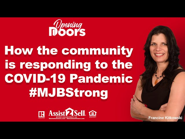 How The Community is Responding to the Covid-19 Pandemic #MJBStrong
