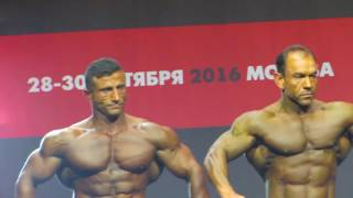 Mr.OlympiA-Moscow 2016. POWER PRO SHOW.  Часть 1.