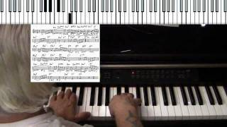 In A Sentimental Mood - piano jazz ballad cover - Yvan Jacques