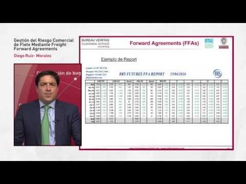 Gestión del Riesgo Comercial de Flete Mediante Freight Forward Agreements