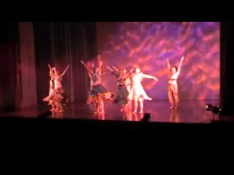 revolt excerpt Erison Dancers
