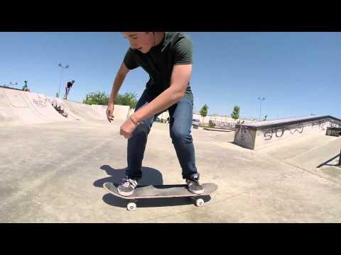 "A short clip ""Tj Skatepark"""