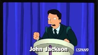 jack johnson vs john jackson