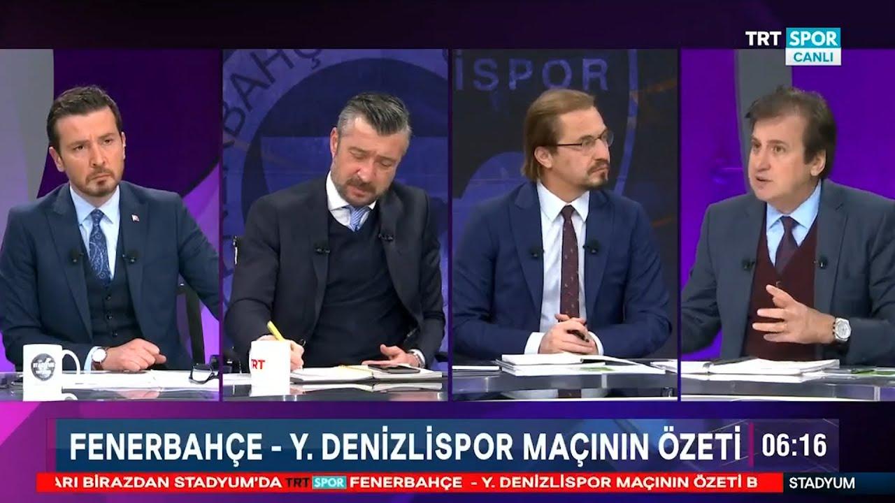 Stadyum Fenerbahce Denizlispor 1 0 Mac Sonu Yorumlari Emre Belozoglu Samatta Szalai Yorumlari Youtube