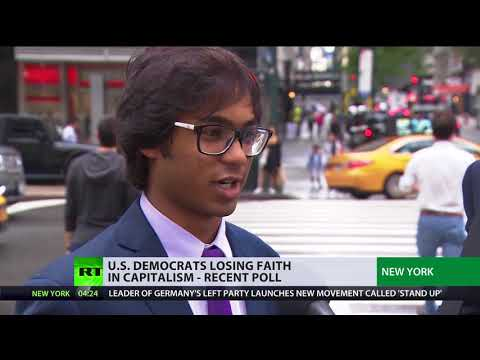 US democrats lose faith in capitalism, gain for socialism – poll