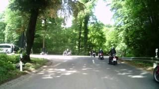 Rollertour Schloss Marienburg