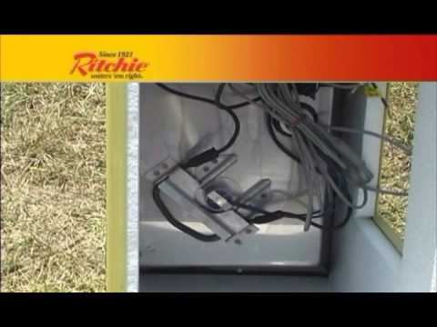 hqdefault installation of ritchie electric units youtube ritchie waterer wiring diagram at bayanpartner.co