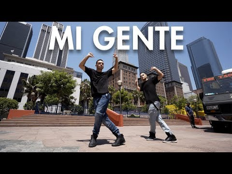 J. Balvin, Willy William - Mi Gente (Dance Video) | Mihran Kirakosian Choreography