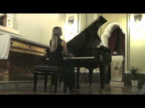 Musica in Castello – Ottavia Maria Maceratini – Sonata No. 18 Op. 31 Beethoven (3/3)