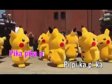 Lagu Pikachu