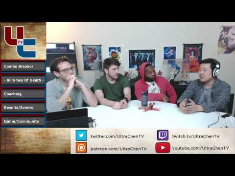 Tuesday: Is SFV's Input Lag Too Strong? (5.16.2)