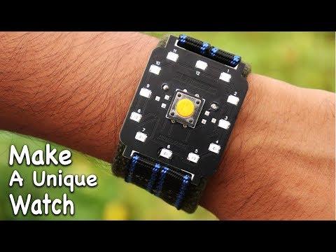 Easy Way To Make An Insane Wrist Watch