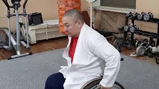 Пара каратэ ЗКО г.Уральск подготовка тренировка