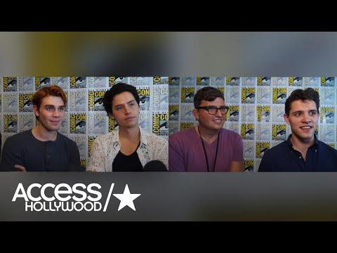 'Riverdale' Cast Talk Reggie, Jughead's New Southside High Friend & What's Next For Kevin | Access H