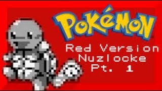 WELCOME TO MY CRIB | Pokemon Red Randomizer Nuzlocke E1