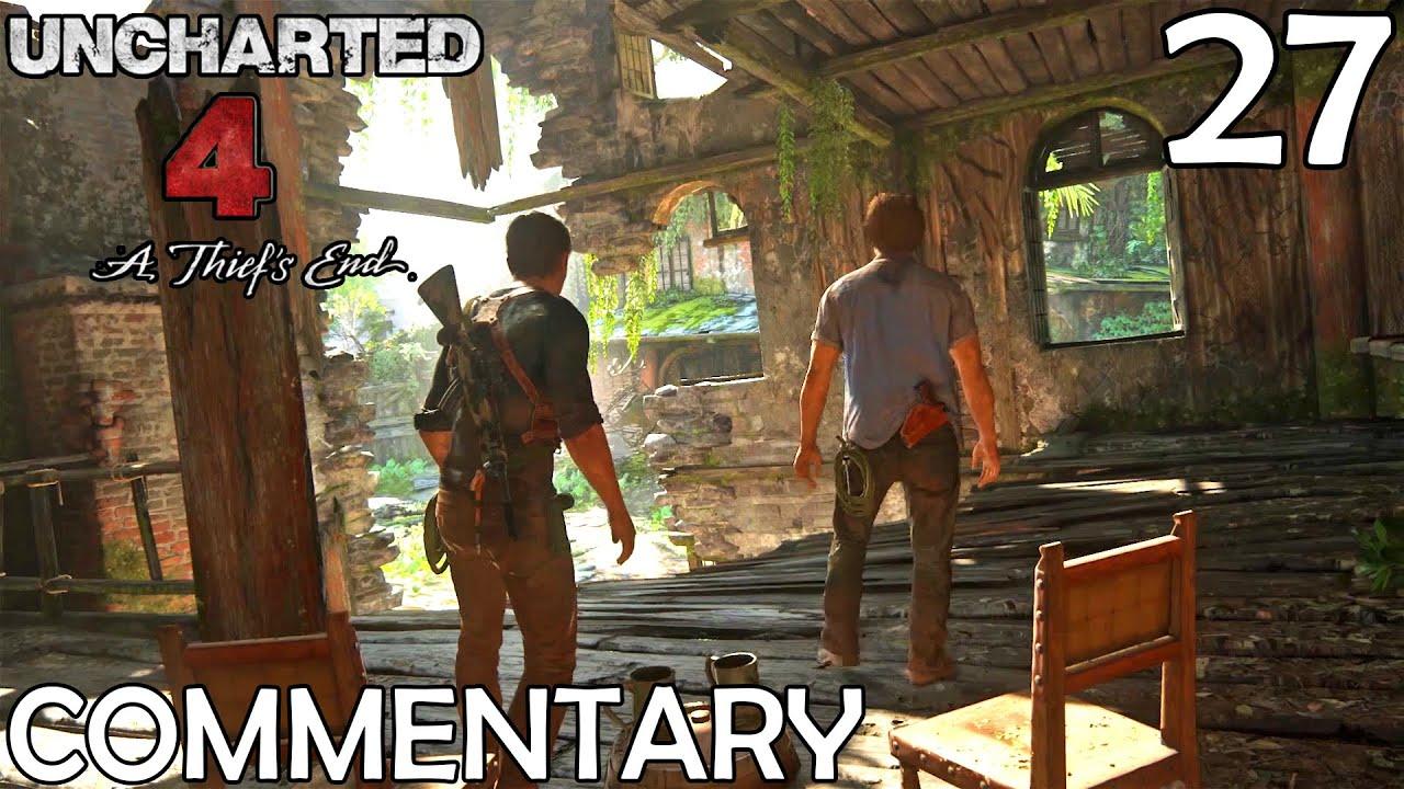 Uncharted 4 Walkthrough Part 27