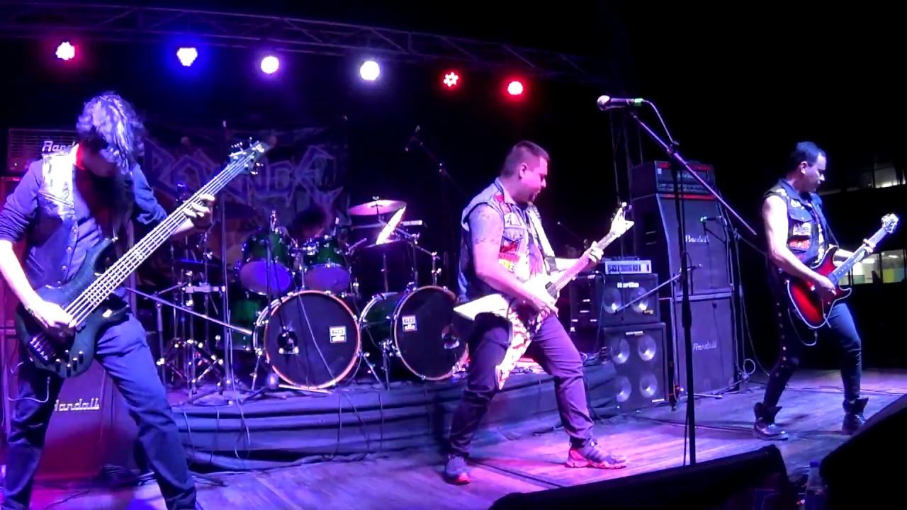 REVENGE - HEAVY METAL FRIENDS en Vivo Festival Rock C4