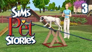 The Sims Pet Stories || 3 || Doggy Play Date  (Gameplay Walkthrough)