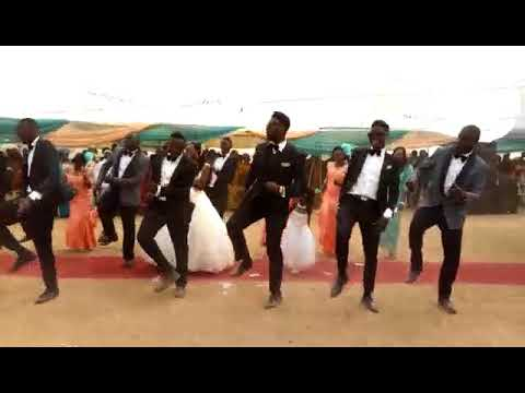 Check Out This Nigeria Wedding Dance Entrance In Style