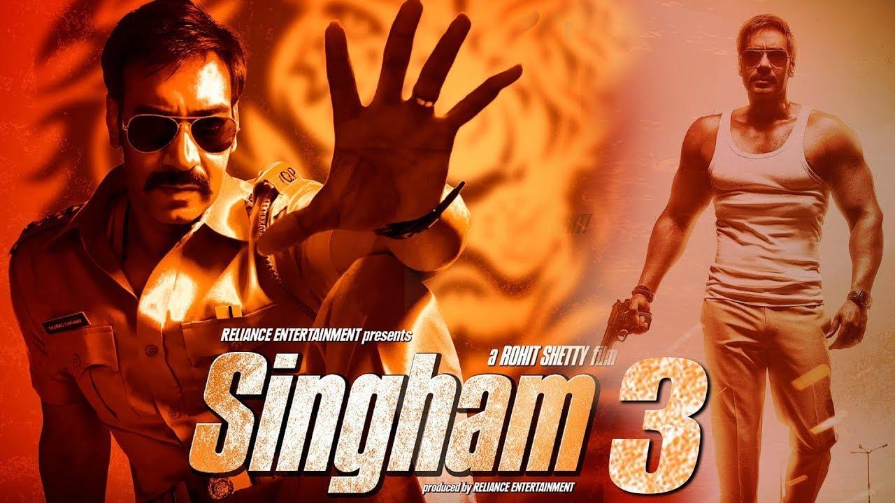 Singham 3 FULL MOVIE fact | Ajay Devgn | Rohit Shetty | Vidyut Jamwal | Blockbuster Full Movie - YouTube