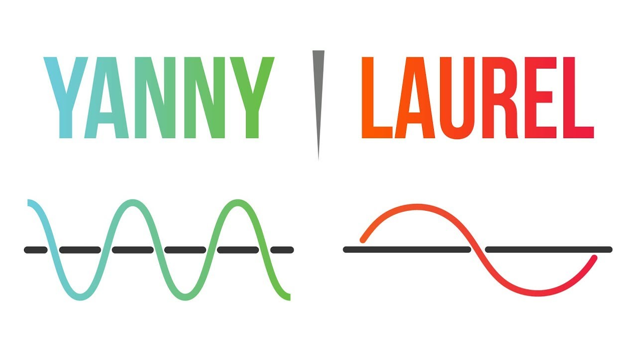 Download Do you hear YANNY OR LAUREL? Audio Illusion Finally Solved!
