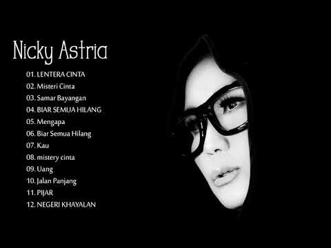 NICKY ASTRIA THE BEST ALBUM (TEMBANG KENANGAN INDONESIA)