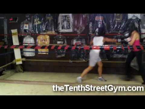 Dallas Boxing Gym: Jay Sanchez  214-462-0886