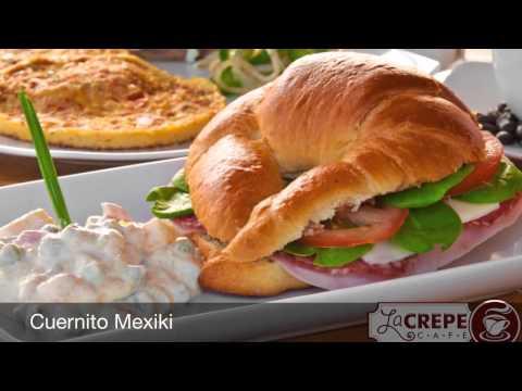 La Crepe Café mp4